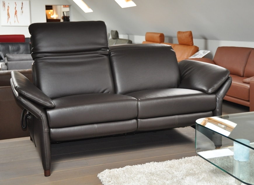 ulm sofa elektrische relax klaparm verstelbare hoofdsteun www.zetelhuys.be
