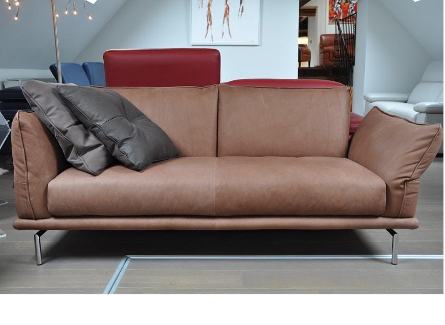 www.zetelhuys.be, Orleans, Memphis, Violetta, Machalke, Reddot design, award, stof, leder, modern salon, lage rug, topkwaliteit, metalen poten