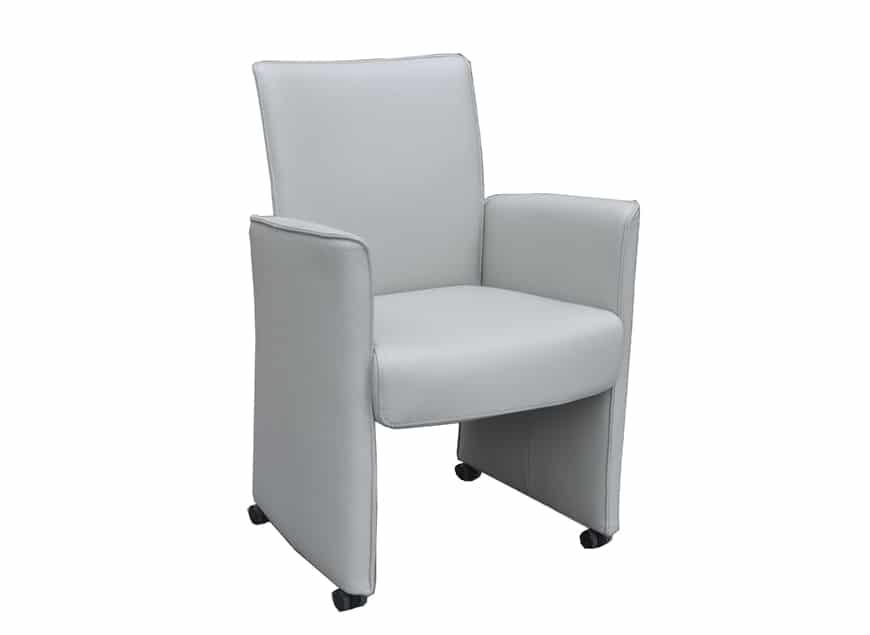 www.zetelhuys.be, Ruby, De Toekomst, Gealux, eetkamerfauteuil, eetkamerstoel, bijzetzetel, stoel, fauteuil, leder, Daily