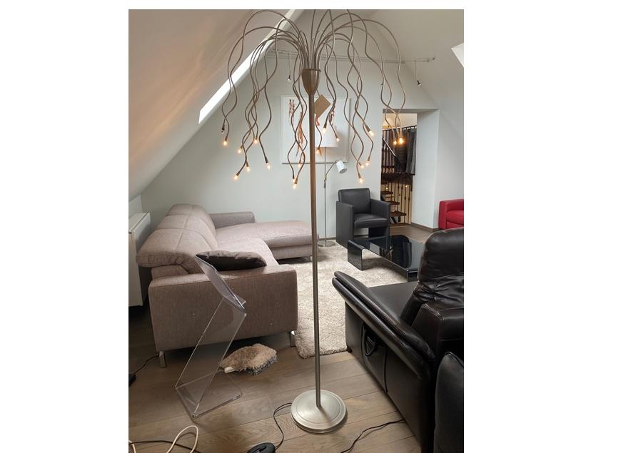Vloerlamp Beldman palmboom