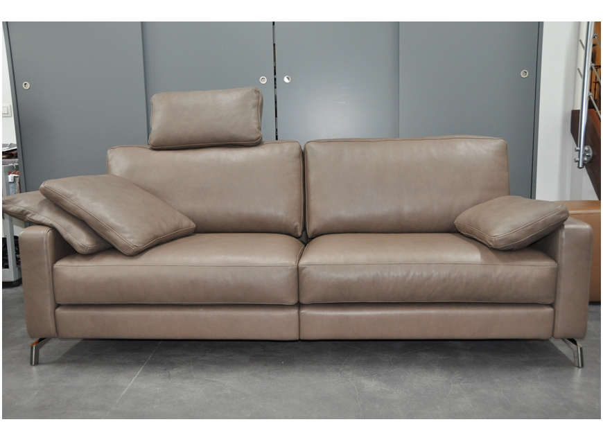 Ginerva sofa 216 met 2x elektr relax